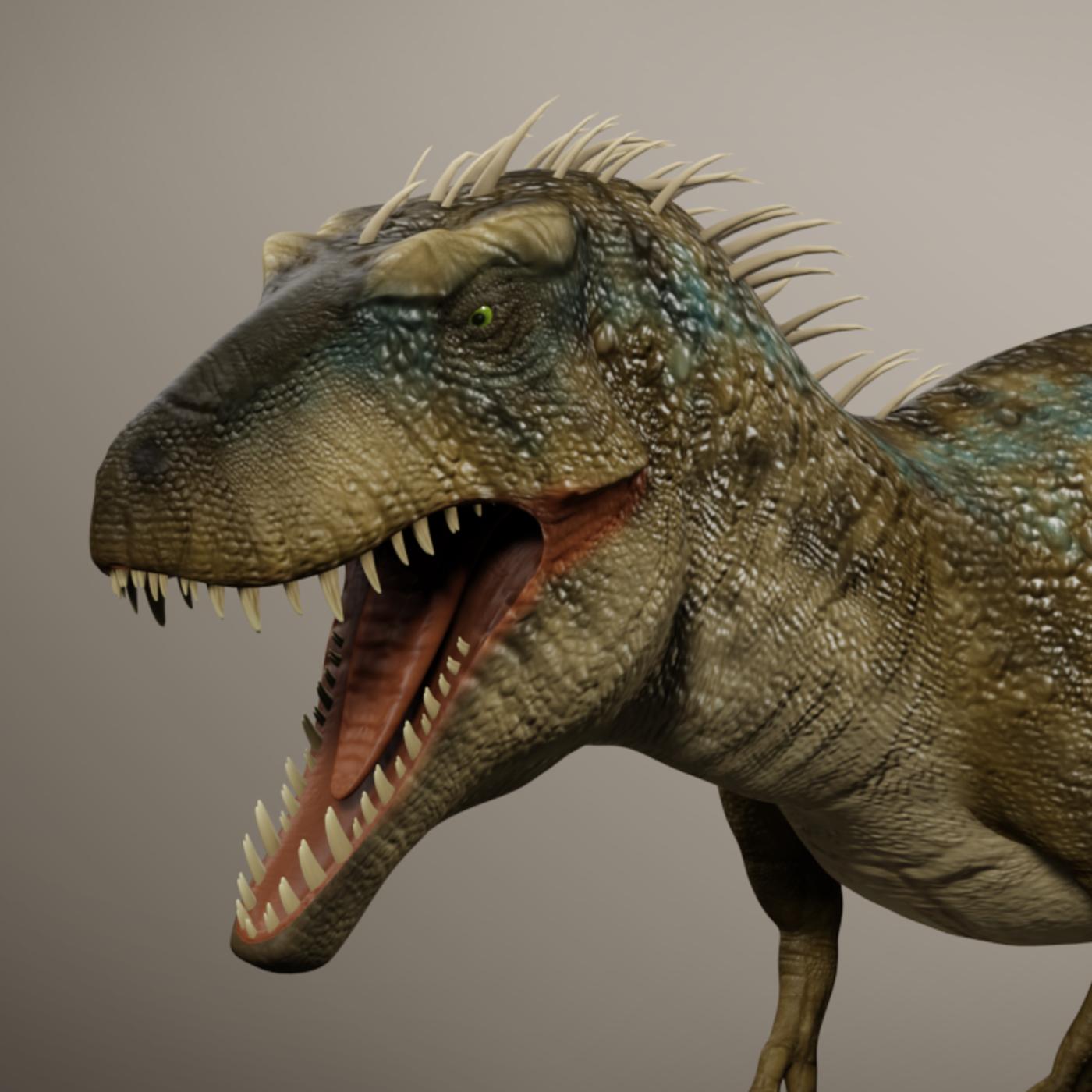 Lythronax - Prehistoric Fury