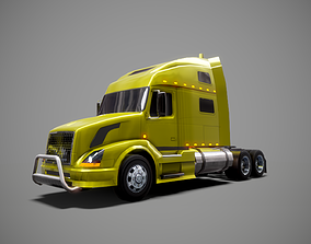 3D model American Truck 5 and upgrades - Mobile