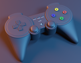3D Wireless Gamepad