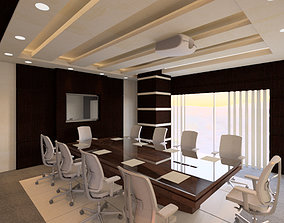 Revit Office interior design 3D