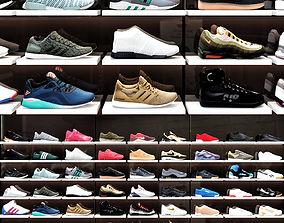 3D model Sport Shoes shop