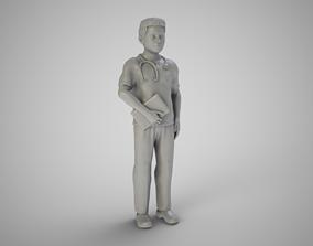 3D print model Doctor 2