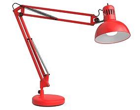 3D model Swing Arm Lamp