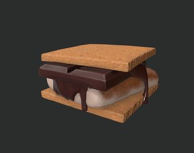 Smore 3D model