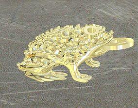toads 3D print model