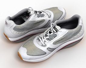 3D model gym Shoes