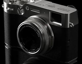 FUJIFILM X100V 3D model