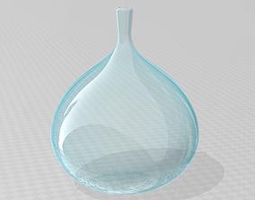 3D print model balloon vase vessel