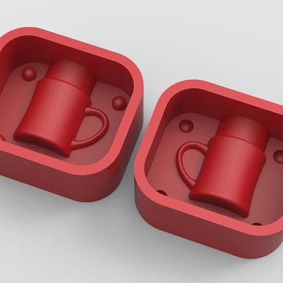 Mug Mold Design
