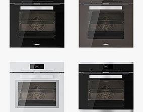 3D model MIELE Ovens