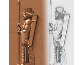 Achaemenid Soldier 3D model