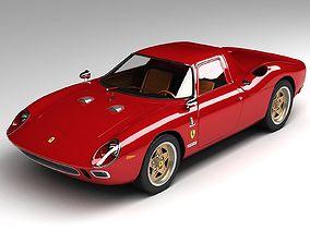 Ferrari 250 LM Berlinetta 3D