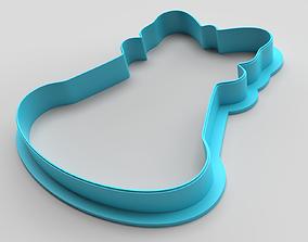 3D print model Cookie cutter - Bluebell