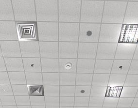 3D model Ceiling Modular