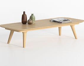 Zio Coffee Table 3D