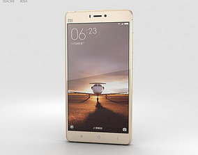 Xiaomi Mi 4s Gold 3D touch