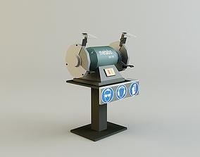 3D Grinding Machine