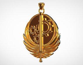 Brotherhood Of Steel Logo 3D print model