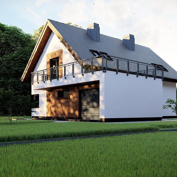 Architectlike House 2