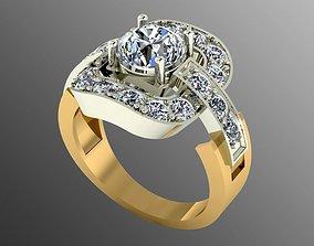 Ring akr 15 3D print model