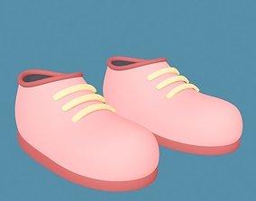 3D model Shoes 01
