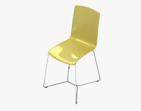3D model Viteo Slim Line Chair