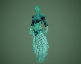 3D model magican character