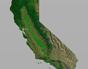 California State 3D model