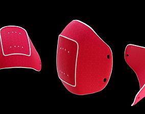Face Mask medical 3D print model