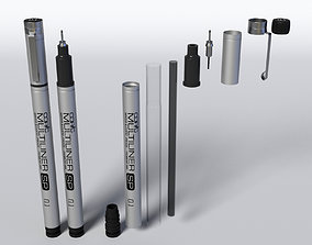 Copic Multiliner SP 3D