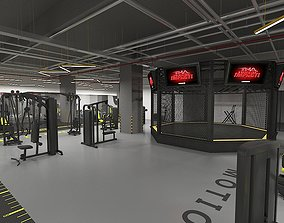 3D Gym 3