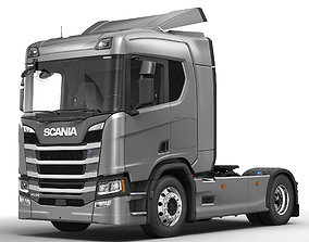 SCANIA R500 Normal 3D