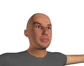 3D model Human charecter