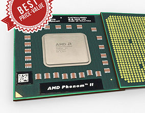 3D AMD Phenom II