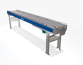 Conveyor - Zipline RZPAC 3D model