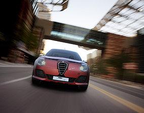 Alfa Romeo GT Concept 3D model
