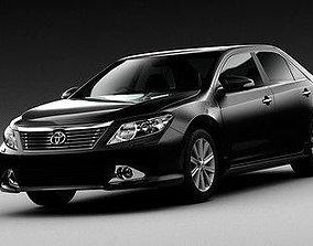 3D Toyota Camry