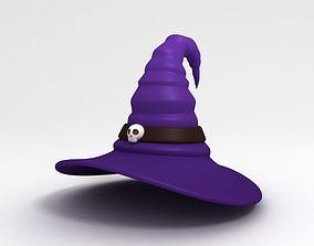 3D asset Witch Hat