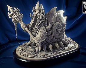 The Battle Snail 3D print model