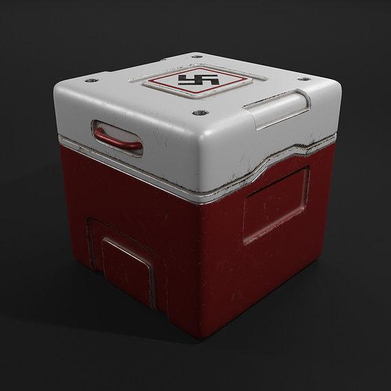 Nazi Ammo Box