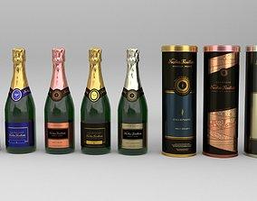 Nicolas Feuillatte Palmes Dor Champagne All Brut 3D 1