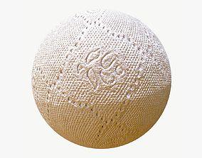 3D model Toilet Paper 01 PBR Texture