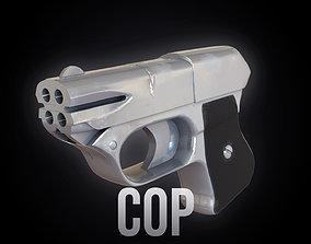 Cop 357 Derringer 3D model
