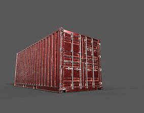 Shipping Container PBR 3D