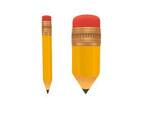 3D model Pencil icon