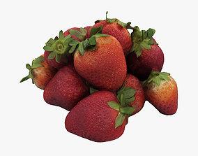 Strawberry grow 3D