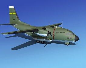 Alenia C-27A Spartan USAF 1 3D