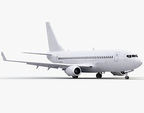 Generic Airplane 3D