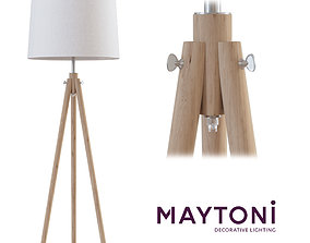 Floor lamp Z177-FL-01-BR Maytoni Modern free 3d model