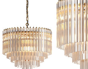 3D model NOVA CHANDELIER BY EICHHOLTZ